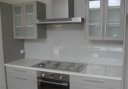 Glass Splashbacks Auckland Bathroom Kitchen North Shore
